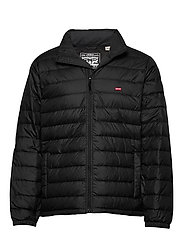 DOWN DEHON PKBL PUFFER MINERAL - BLACKS