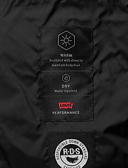 LEVI´S Men - DOWN DEHON PKBL PUFFER MINERAL - padded jackets - blacks - 4
