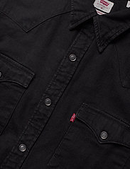LEVI´S Men - BARSTOW WESTERN STANDARD MARBL - denim shirts - blacks - 2