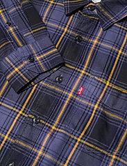LEVI´S Men - SUNSET 1 POCKET STANDARD AZRIE - checkered shirts - yellows/oranges - 2