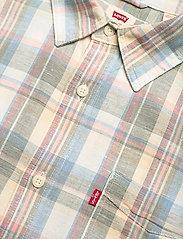 LEVI´S Men - SUNSET 1 POCKET STANDARD NIGEL - denimowe koszulki - multi-color - 3