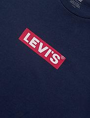 LEVI´S Men - BOXTAB GRAPHIC TEE BOXTAB SS T - short-sleeved t-shirts - blues - 2