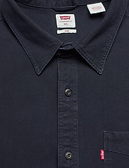 LEVI´S Men - SUNSET 1 PKT SLIM BLACK INDIGO - basic shirts - dark indigo - flat finish - 2