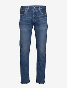 501 LEVISORIGINAL KEY WEST SKY - regular jeans - dark indigo - flat finish