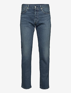 501 LEVISORIGINAL UBBLES - relaxed jeans - med indigo - worn in