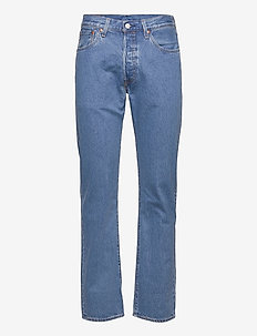 501 LEVISORIGINAL CANYON LIGHT - relaxed jeans - light indigo - flat finis