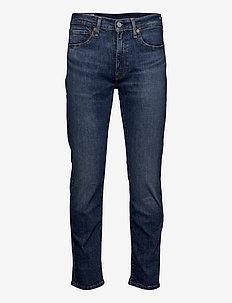 514 STRAIGHT WAGYU MOSS - regular jeans - dark indigo - worn in