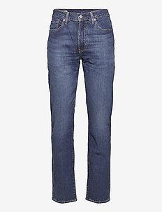 514 STRAIGHT LAURELHURST MYSEL - relaxed jeans - med indigo - flat finish