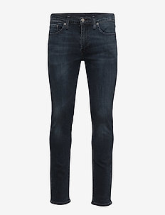 511 SLIM FIT HEADED SOUTH - slim jeans - dark indigo - worn in