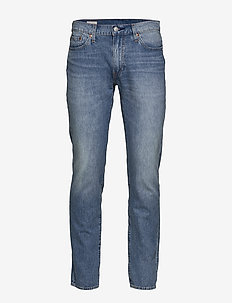 511 SLIM NOCE COOL - regular jeans - light indigo - worn in