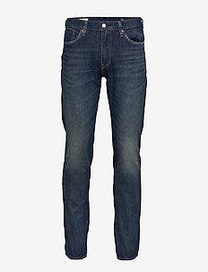 511 SLIM CIOCCOLATO COOL - regular jeans - dark indigo - worn in