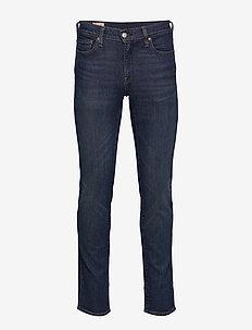 511 SLIM THE THRILL ADV - slim jeans - dark indigo - worn in
