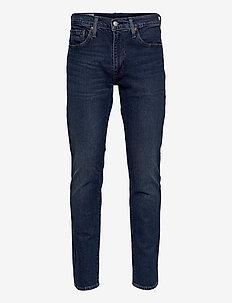 511 SLIM PONCHO AND RIGHTY ADV - slim jeans - dark indigo - worn in