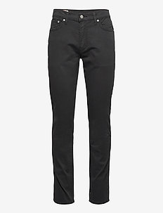 511 SLIM CAVIAR SUEDED SATEEN - slim jeans - blacks