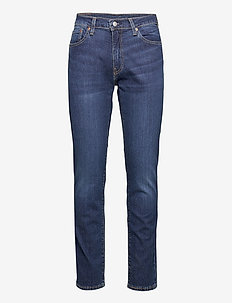 511 SLIM LAURELHURST SHOCKING - slim jeans - dark indigo - flat finish