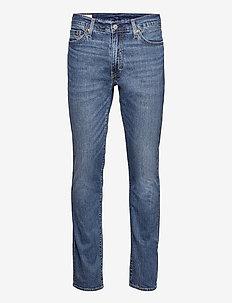 511 SLIM EVERY LITTLE THING - regular jeans - med indigo - worn in