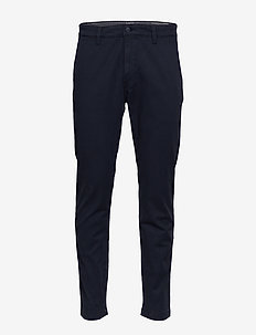 XX CHINO STD II BALTIC NAVY SH - chinosy - blues