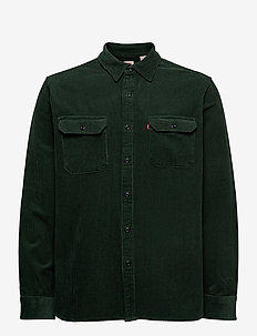 JACKSON WORKER PYTHON GREEN - basic overhemden - greens