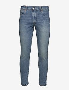 512 SLIM TAPER PELICAN RUST - skinny jeans - med indigo - flat finish