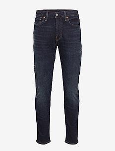 512 SLIM TAPER SHAKE THE BOAT - slim jeans - dark indigo - worn in