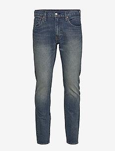512 SLIM TAPER YELL AND SHOUT - slim jeans - dark indigo - worn in