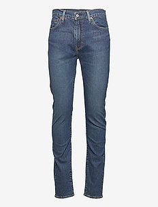 512 SLIM TAPER WHOOP - slim jeans - dark indigo - flat finish