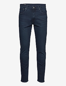 512 SLIM TAPER LAURELHURST FEE - slim jeans - dark indigo - worn in