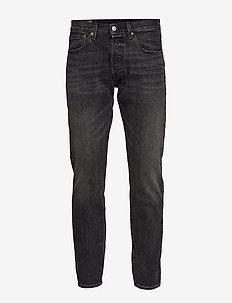 501 SLIM TAPER JUST GREY - regular jeans - greys