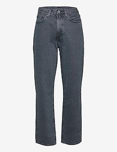 STAY LOOSE DENIM WEEDLESS HOOK - relaxed jeans - blacks