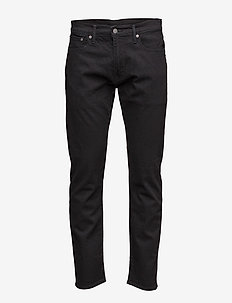 502 REGULAR TAPER NIGHTSHINE - regular jeans - blacks