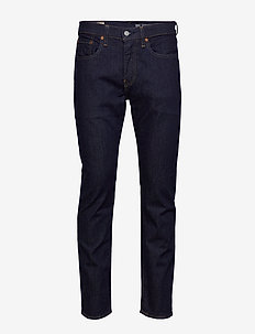 502 TAPER ROCK COD - slim jeans - dark indigo - flat finish