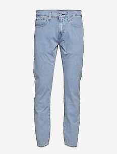 502 TAPER ORLANDO STONES LTWT - slim jeans - med indigo - worn in
