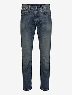 502 TAPER WALTER T2 - regular jeans - med indigo - worn in