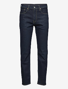 502 TAPER FEELIN RIGHT - regular jeans - med indigo - worn in