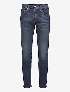 502 TAPER MOTO CROSS ADV - regular jeans - dark indigo - worn in