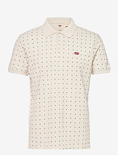 NEW LEVIS HM POLO MINISHAPES O - krótki rękaw - neutrals