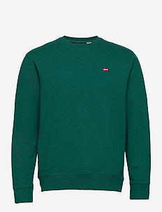 NEW ORIGINAL CREW FOREST BIOME - basic sweatshirts - greens