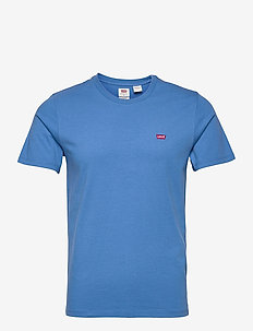 SS ORIGINAL HM TEE STAR SAPPHI - basic t-shirts - blues
