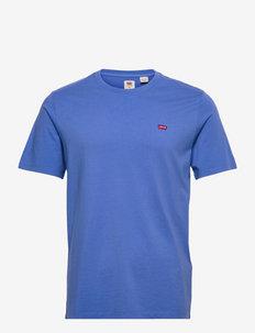 SS ORIGINAL HM TEE ULTRAMARINE - basic t-shirts - blues