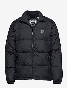 COIT DOWN PUFFER BLACK - BLACKS