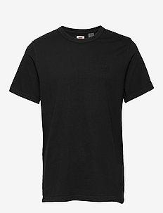 AUTHENTIC CREWNECK TEE MINERAL - basic t-shirts - blacks