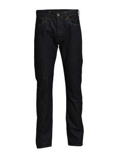 501 LEVISORIGINAL FIT LEVIS MA - regular jeans - dark indigo - flat finish
