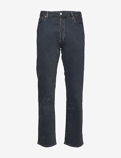 501 LEVISORIGINAL CASH ONLY - regular jeans - dark indigo - worn in