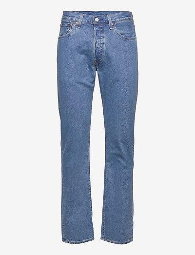 501 LEVISORIGINAL CANYON LIGHT - regular jeans - light indigo - flat finis