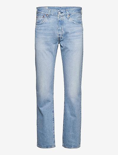 501 LEVISORIGINAL CANYON KINGS - regular jeans - light indigo - flat finis