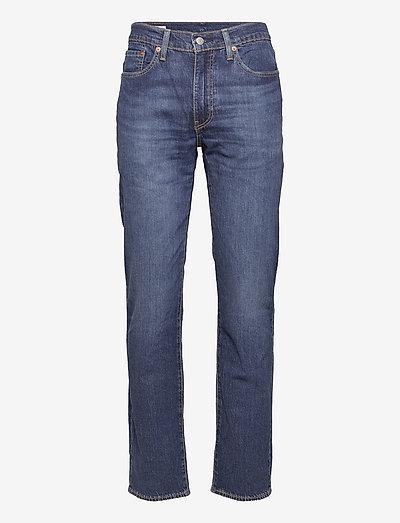 514 STRAIGHT LAURELHURST MYSEL - regular jeans - med indigo - flat finish