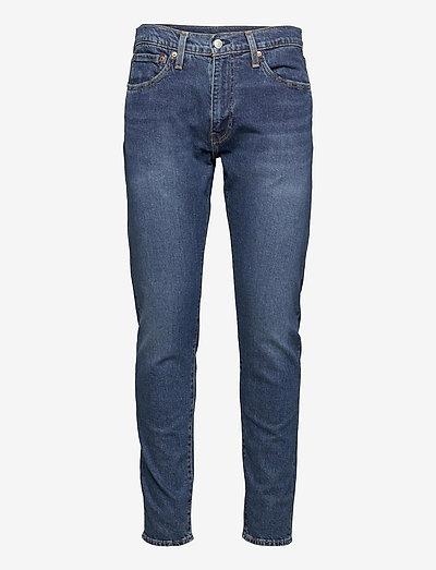 512 SLIM TAPER PAROS LATE KNIG - slim jeans - med indigo - flat finish