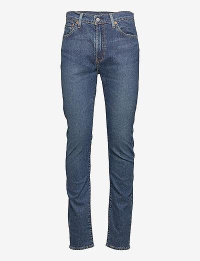 512 SLIM TAPER WHOOP - slim jeans - dark indigo - flat finish