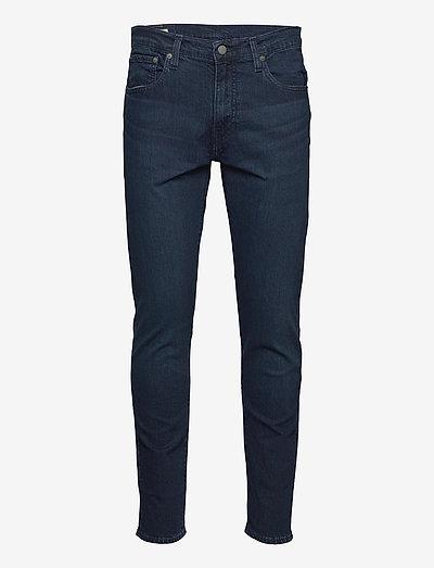 512 SLIM TAPER LAURELHURST FEE - tapered jeans - dark indigo - worn in