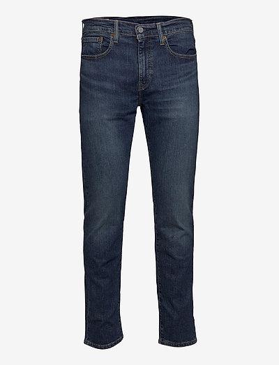 502 TAPER WAGYU MOSS - tapered jeans - dark indigo - worn in